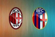 صورة موعد مباراة ميلان وبولونيا في الكالتشيو والقنوات الناقلة