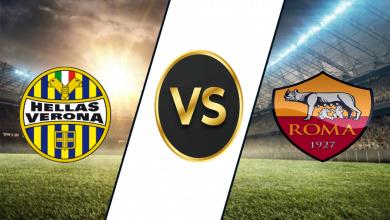 صورة موعد مباراة هيلاس فيرونا وروما في الدوري الإيطالي والقنوات الناقلة
