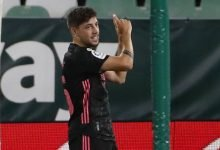 صورة فالفيردي: كنت أقل لاعب في مواجهة ريال بيتيس
