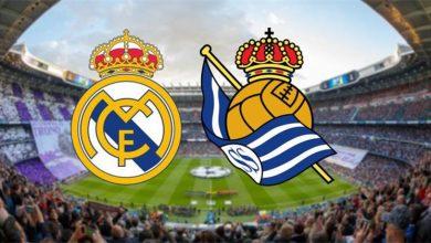 صورة بث مباشر | مباراة ريال مدريد وريال سوسيداد اليوم في الدوري الاسباني