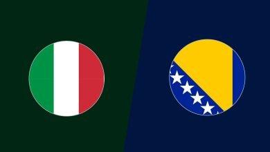 صورة موعد مباراة إيطاليا والبوسنة والهرسك في دوري الأمم الأوروبية والقنوات الناقلة