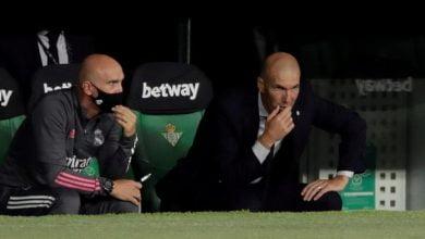 صورة ماذا قال زيدان عن الجدل التحكيمي في مباراة ريال مدريد وبيتيس؟