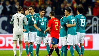 المانيا - اسبانيا