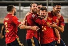صورة تشكيلة إسبانيا المتوقعة لمواجهة أوكرانيا في دوري أمم أوروبا