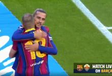 صورة اهداف مباراة برشلونة والتشي 1-0 كاس خوان جامبر