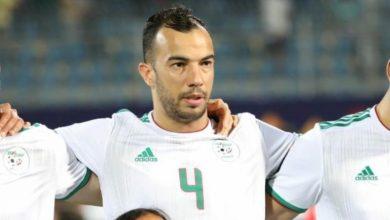 صورة الأهلي السعودي يضع عينه على الجزائري جمال بلعمري