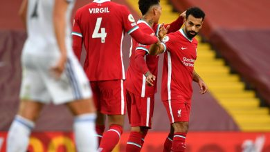 صورة الدوري الإنجليزي | صلاح يواصل ضرب الأرقام القياسية في فوز ليفربول المثير على ليدز يونايتد
