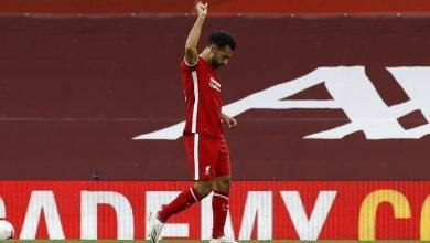 صورة تعرف على تقييم محمد صلاح في مباراة اليوم أمام ليدز يونايتد