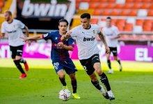 صورة اهداف مباراة فالنسيا وويسكا 1-1 الدوري الاسباني