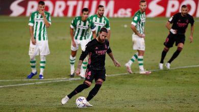 صورة راموس يؤكد عدم حاجة ريال مدريد لإبرام الصفقات