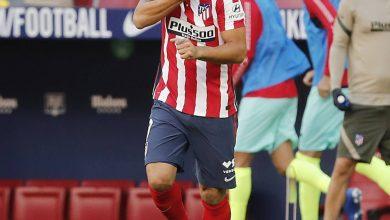صورة أول تعليق من لويس سواريز بعد ظهوره الرائع مع أتلتيكو مدريد