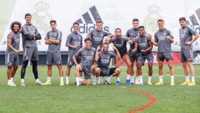 صورة التشكيل المتوقع لنادي ريال مدريد في مواجهة بلد الوليد بالدوري الإسباني