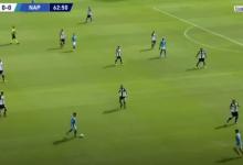 صورة اهداف مباراة نابولي وبارما 2-0 الدوري الايطالي