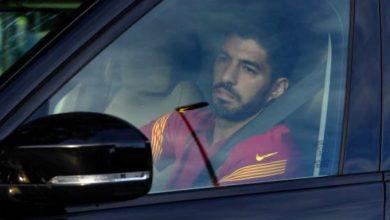 صورة بعد إعلان رحيلة.. ما هي أرقام لويس سواريز مع برشلونة؟