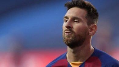 صورة ميسي يخرج عن صمته ويعترف بالخطأ ويوجه رسالة لجمهور برشلونة