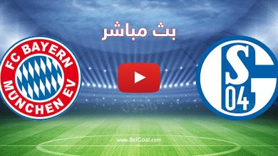 صورة بث مباشر | مشاهدة مباراة بايرن ميونخ وشالكه في الدوري الالماني اليوم