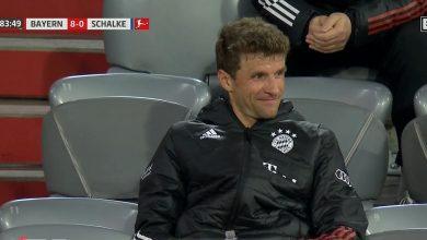 صورة ملخص مباراة بايرن ميونيخ وشالكة في الدوري الالماني