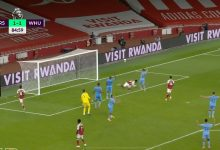 صورة ملخص مباراة ارسنال ووست هام في الدوري الانجليزي