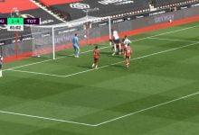 صورة هدف هاري كين في مرمى ساوثهامبتون 5-1 الدوري الانجليزي