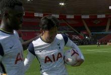 صورة ملخص مباراة توتنهام وساوثهامبتون في الدوري الانجليزي