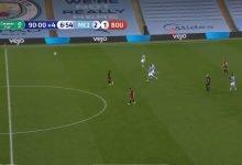 صورة اهداف مباراة مانشستر سيتي وبورنموث 2-1 كاس رابطة المحترفين