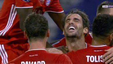 صورة اهداف مباراة بايرن ميونيخ واشبيلية 2-1 السوبر الاوروبي