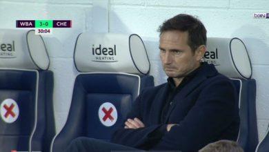 صورة اهداف مباراة تشيلسي ووست بروميتش 3-3 الدوري الانجليزي