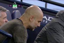 صورة ملخص مباراة مانشستر سيتي وليستر سيتي في الدوري الانجليزي