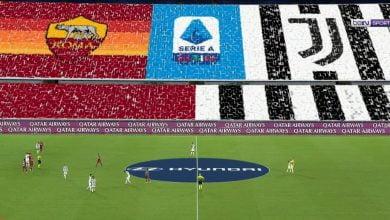 صورة اهداف مباراة يوفنتوس وروما 2-2 الدوري الايطالي