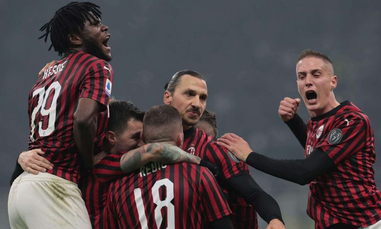صورة تشكيلة ميلان المتوقعة في مواجهة شامروك روفرز في الدوري الأوروبي