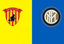 صورة موعد مباراة بينفينتو وإنتر ميلان في الدوري الإيطالي والقنوات الناقلة