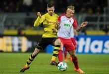 صورة تاريخ مواجهات أوجسبورج وبوروسيا دورتموند في الدوري الألماني