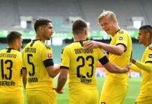 صورة تشكيلة بوروسيا دورتموند المتوقعة لمواجهة أوجسبورج في الدوري الألماني