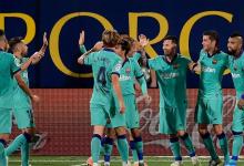 صورة التشكيل المُتوقع لفريق برشلونة أمام سيلتا فيجو في الليغا