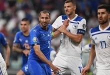 صورة تاريخ مواجهات إيطاليا مع البوسنة والهرسك في المسابقات الدولية