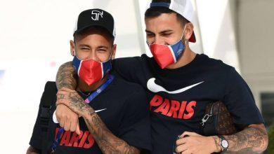 صورة موعد عودة نيمار للمشاركة مع باريس في المباريات بعد إصابته بكورونا