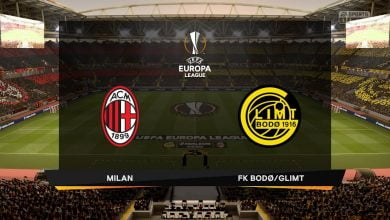 صورة موعد مباراة ميلان وبودو جليمت في الدوري الأوروبي والقنوات الناقلة