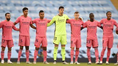 صورة ريال مدريد يفتقد 6 لاعبين في مباراة ريال سوسيداد
