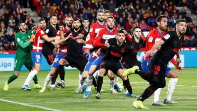 صورة تاريخ مواجهات أتلتيكو مدريد وغرناطة في الدوري الإسباني