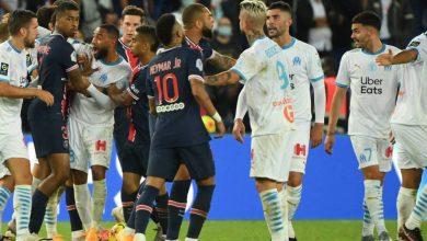 صورة رسمياً.. باريس يفقد 3 نجوم على رأسهم نيمار في المباراة القادمة بالدوري الفرنسي
