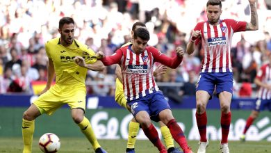 أتلتيكو مدريد ـ فيالريال