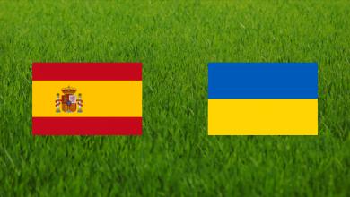 أوكرانيا ـ إسبانيا