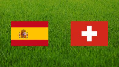 إسبانيا ـ سويسرا