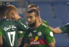 صورة اهداف الاتفاق والعين 2-1 الدوري السعودي