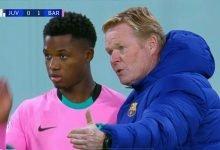 صورة اهداف برشلونة ويوفنتوس 2-0 دوري ابطال اوروبا