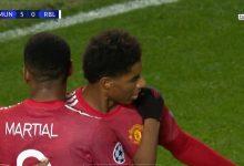 صورة اهداف مانشستر يونايتد ولايبزيج 5-0 دوري ابطال اوروبا