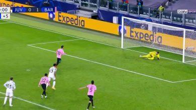 صورة هدف ميسي في مرمى يوفنتوس 2-0 دوري ابطال اوروبا