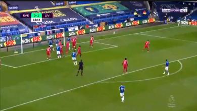 اهداف مباراة ليفربول وايفرتون 2-2 تعليق حفيظ دراجي