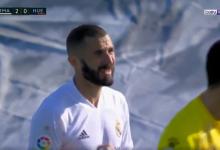 صورة اهداف مباراة ريال مدريد وهويسكا 4-1 الدوري الاسباني