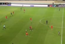 صورة اهداف القادسية وضمك 2-1 الدوري السعودي